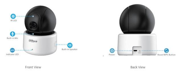 Camera IP wifi không dây DAHUA DH-IPC-A22P