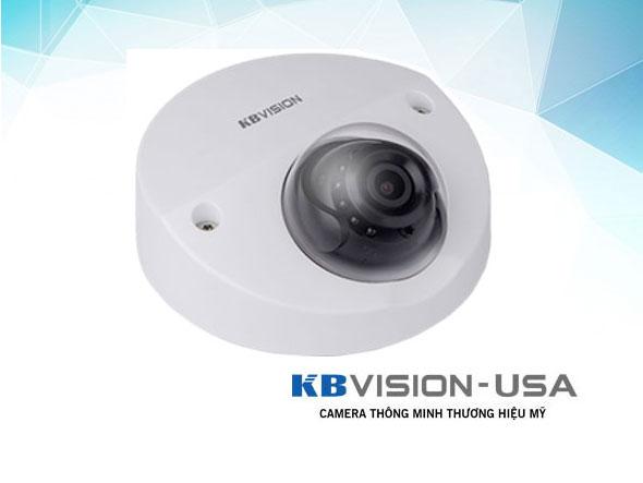 Camera IP Dome hồng ngoại không dây 1.3 Megapixel KBVISION KH-AN1302W